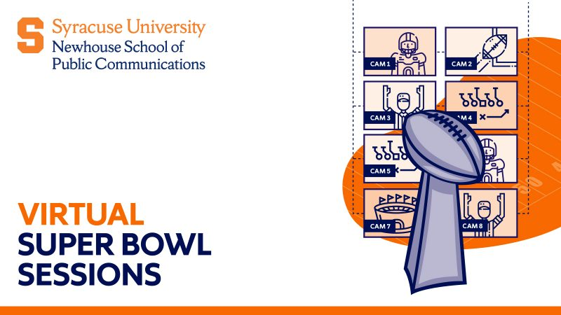 Newhouse Super Bowl Sessions event logo