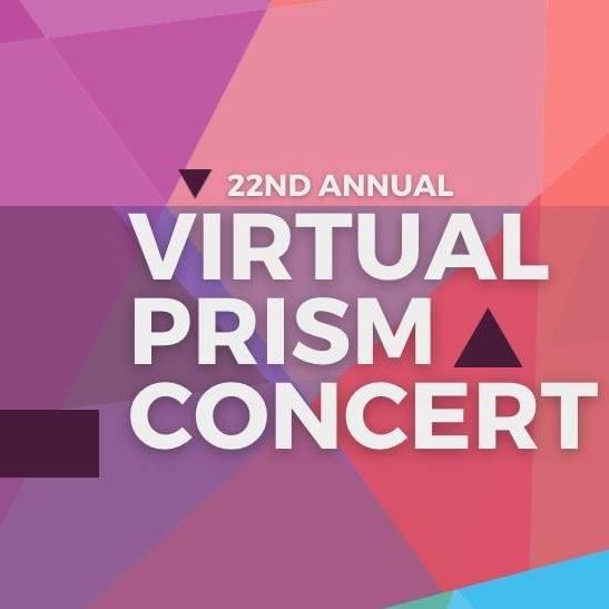 PRISM concert poster