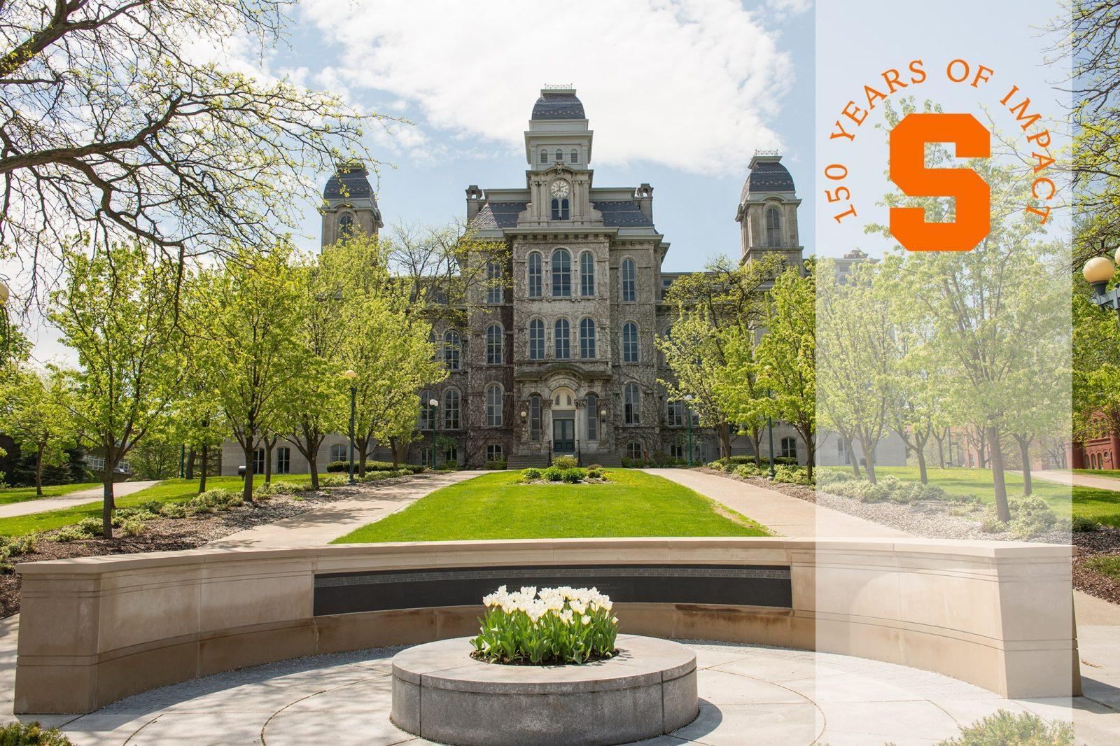 Syracuse University Fall 2020 Calendar.Syracuse University Celebrating 150 Years Chicago