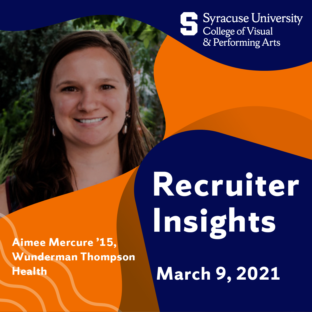 Recruiter insights graphic