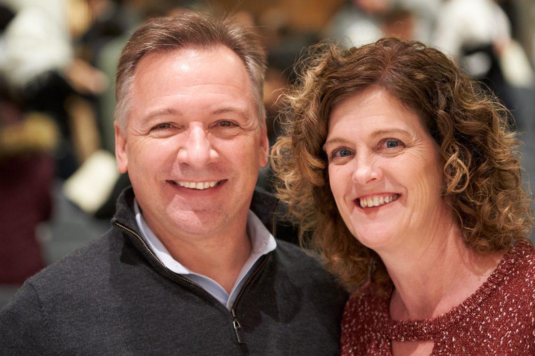 Ray and Teresa Schiavone