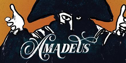 Amadeus Show Poster