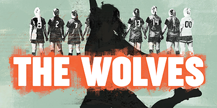 The Wolves show poster