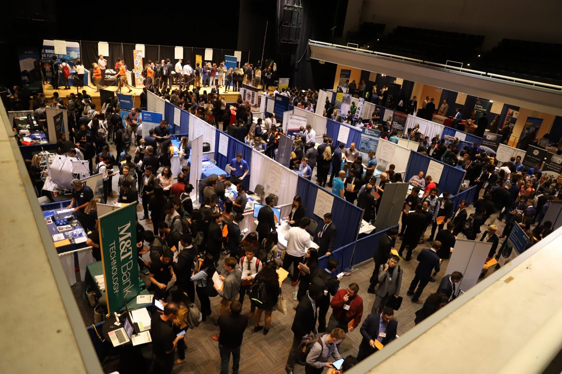 Engineering and Computer Science Career Fair