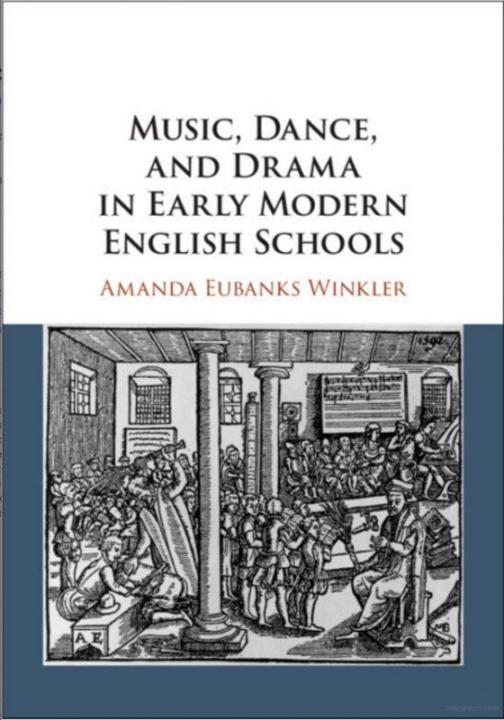 Cover of new book by Amanda Eubanks Winkler