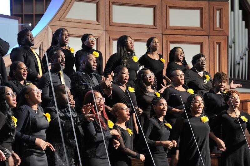 Black Celestial Choral Ensemble