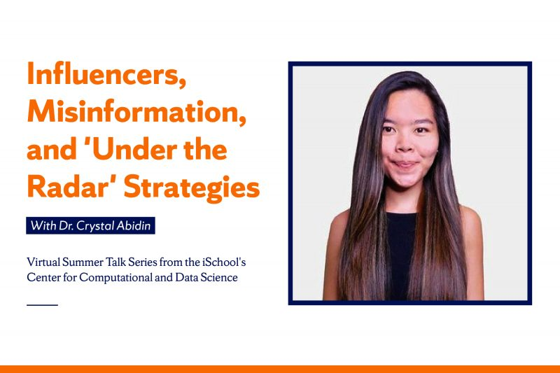 Influencers, Misinformation and Under the Radar Strategies with Dr. Crystal Abidin