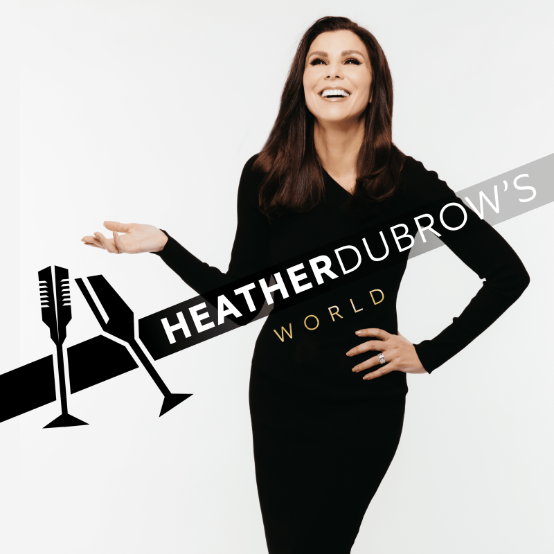 Heather Dubrow's World promotional image