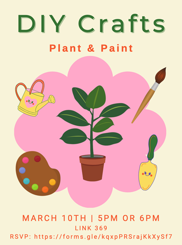 DIY Plant & Paint Craft
