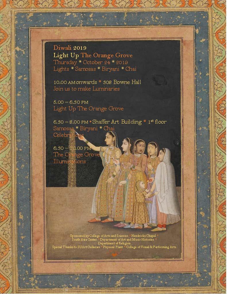 Diwali 2019 flyer