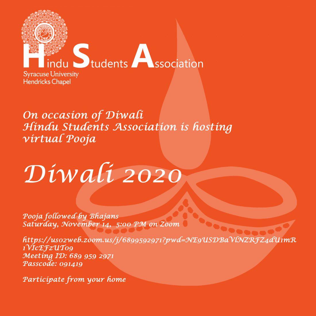 Diwali 2020 Graphic