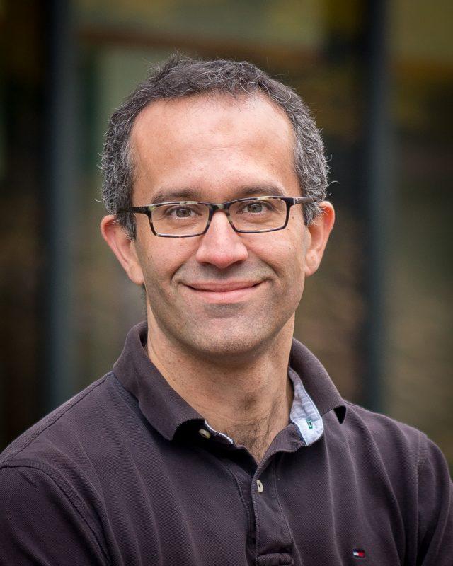 Professor Eric Dufresne, ETH-Zurich