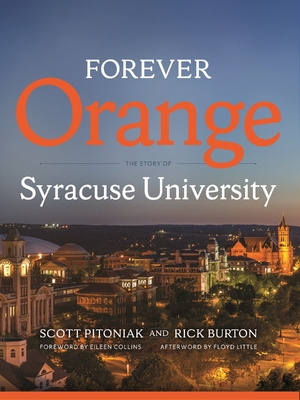 cover of the book Forever Orange by Scott Pitoniak and Rick Burton
