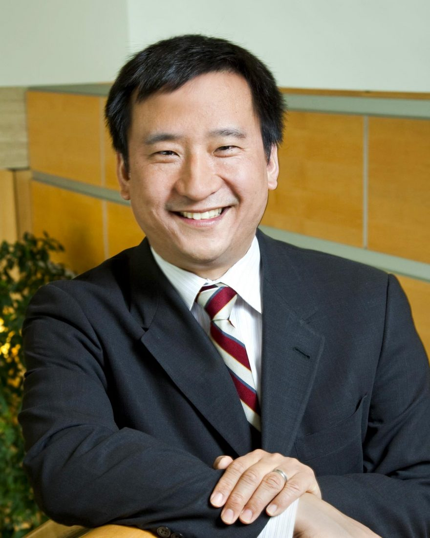Frank Wu, President of Queens College