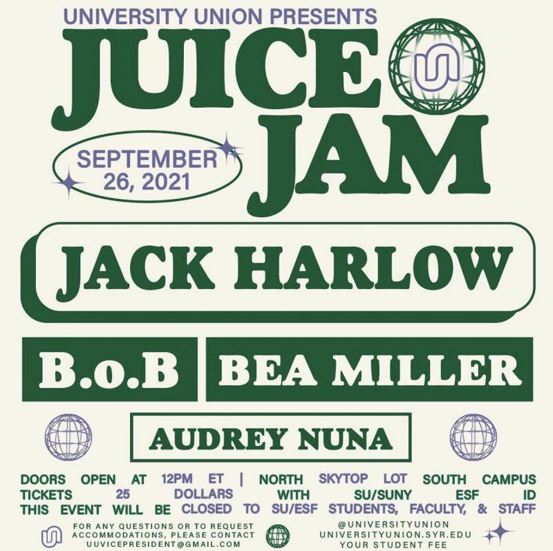 Juice Jam poster