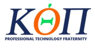 Kappa Theta Pi Professional Technology Fraternity logo