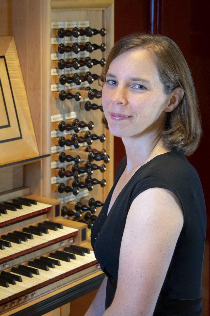 Anne Laver press photo