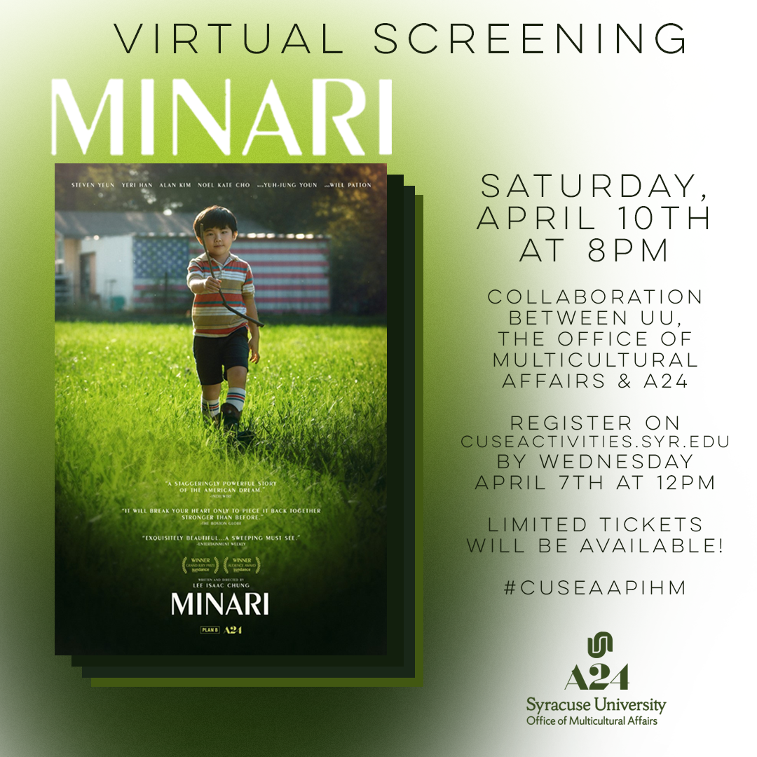 Picture of Minari Poster