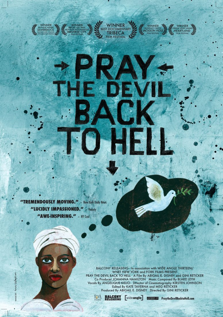 Movie poster for Pray the Devil Back to Hell
