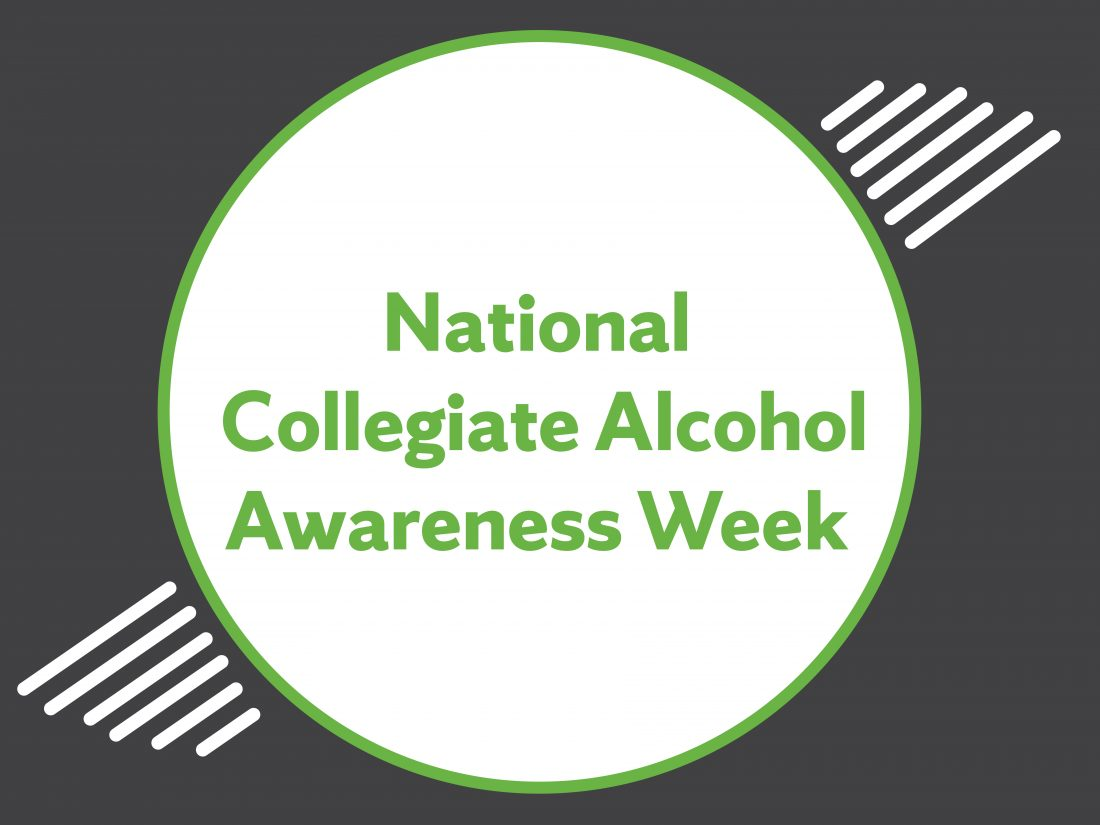 National Collegiate Alcohol Awareness Week