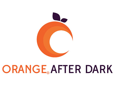 Orange After Dark