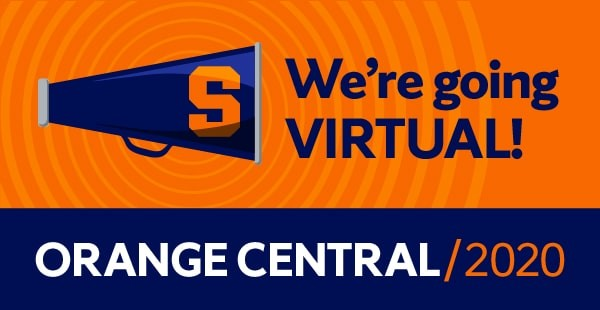 Orange Central 2020 - We're going virtual