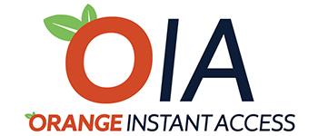 Orange Instant Access logo