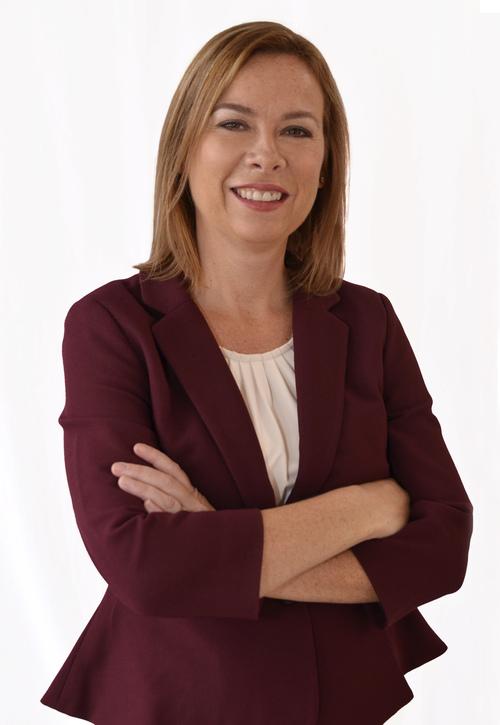 keynote speaker KerryAnn O'Meara