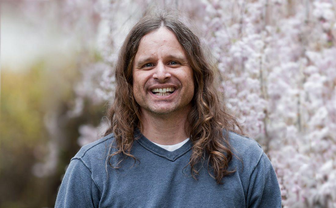 Patrick Davies Portrait
