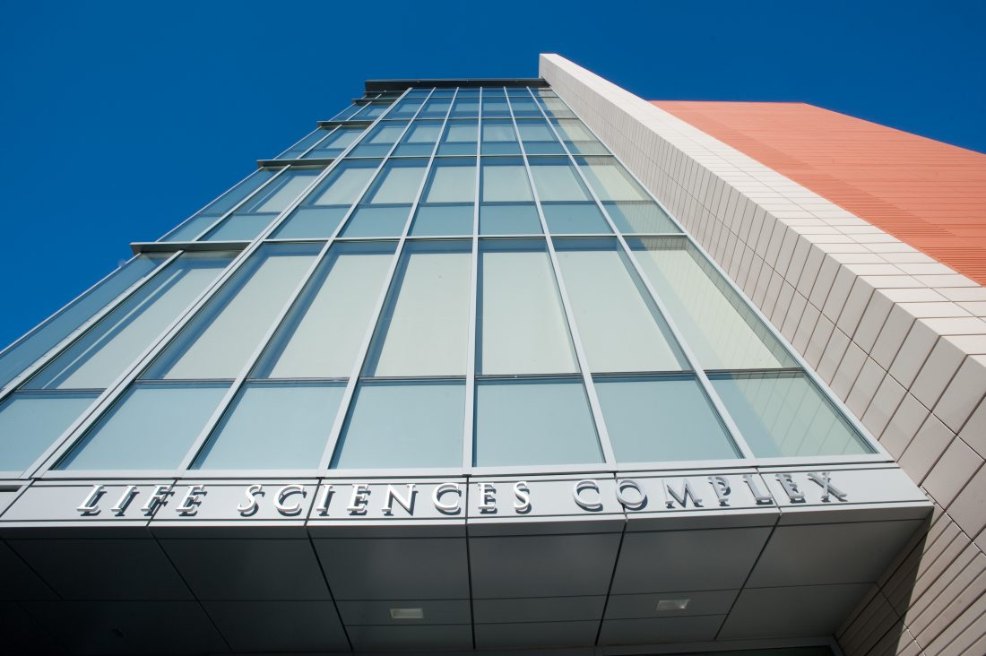 Life Sciences Complex building