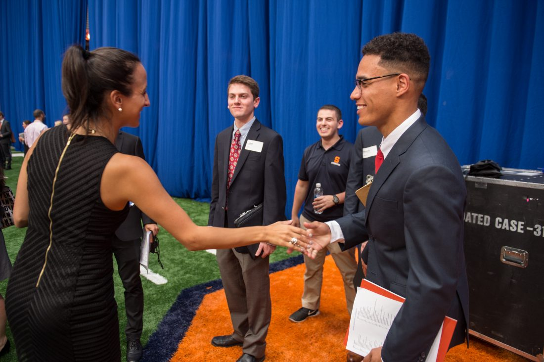 Student Employment Fair Syracuse University