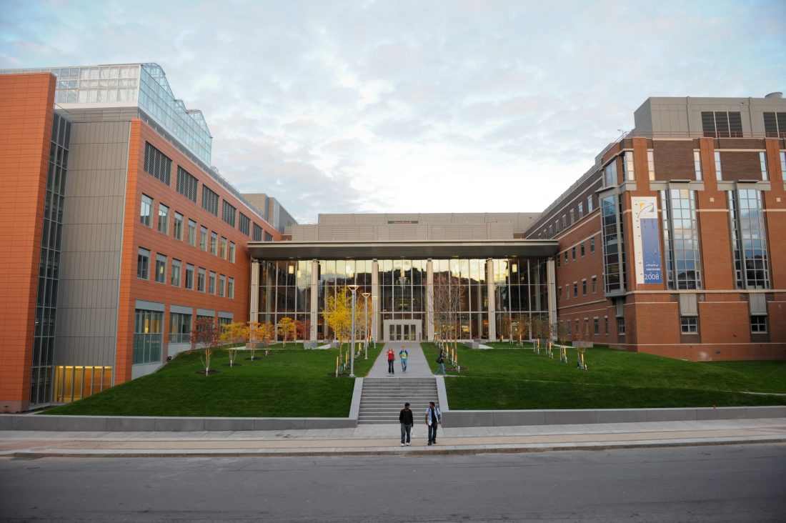 Life Sciences Complex at Syracuse University