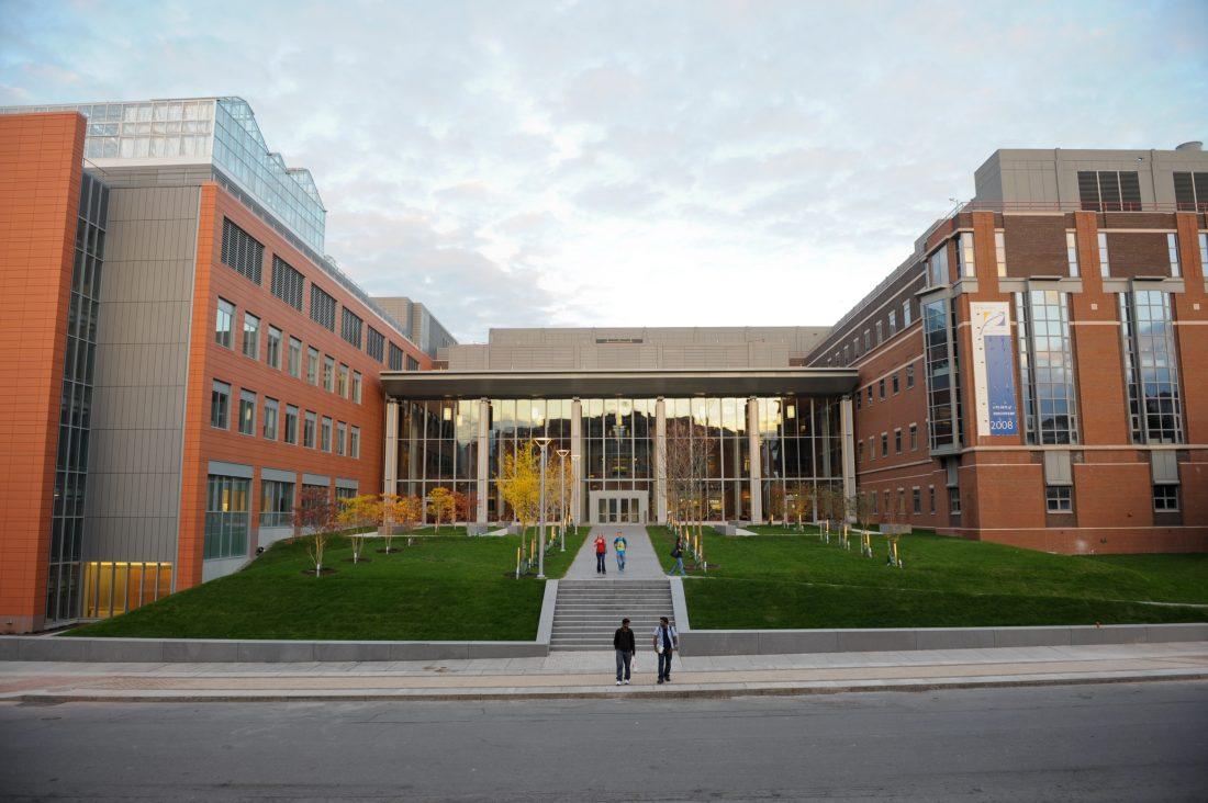 Life Sciences Complex at Syracuse University