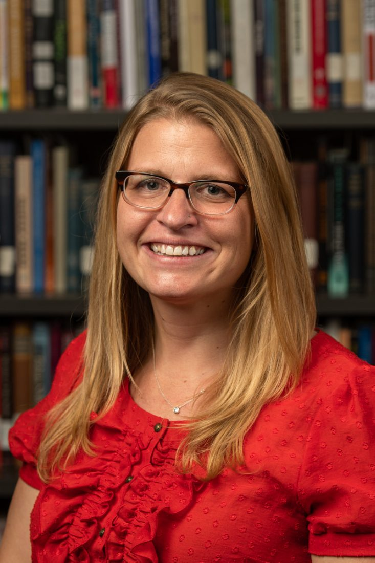 Dr. Rebecca Barnes