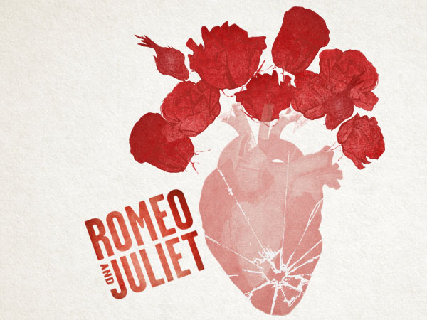 Romeo and Juliet Show Poster