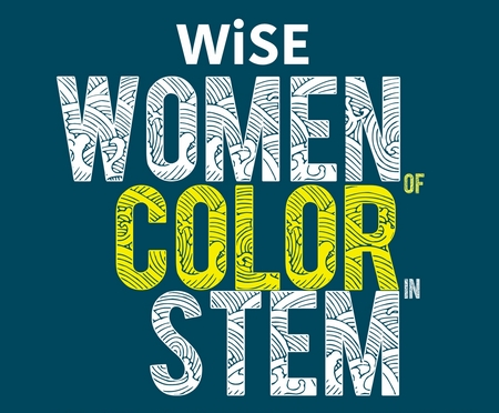 WiSE Women of Color in STEM logo