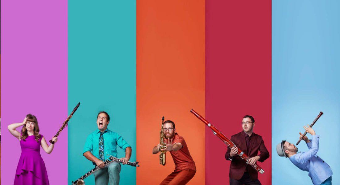 The Akropolis Quintet.