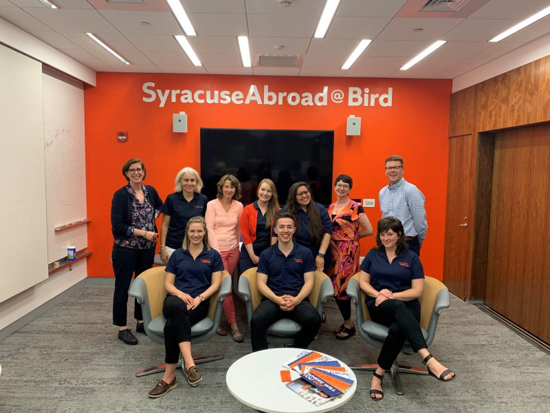 SyracuseAbroad@Bird