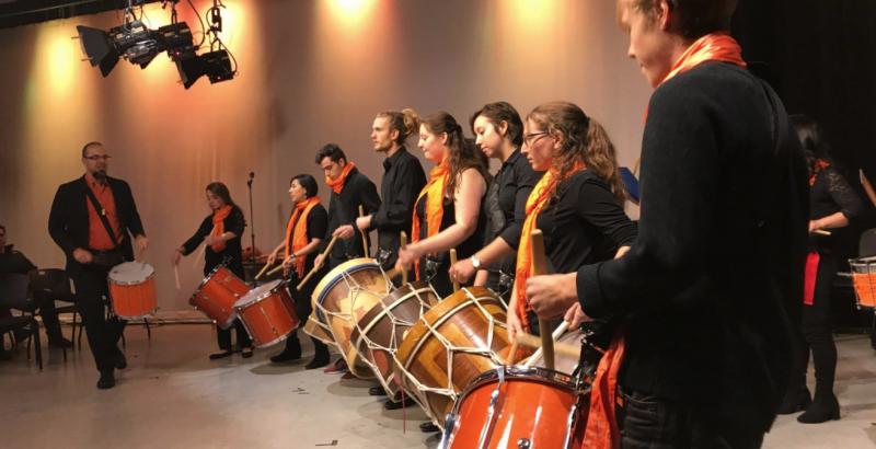 Brazilian ensemble