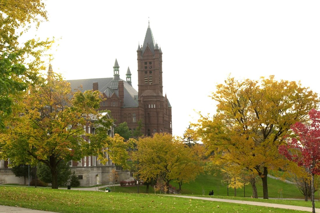 Crouse in the fall.