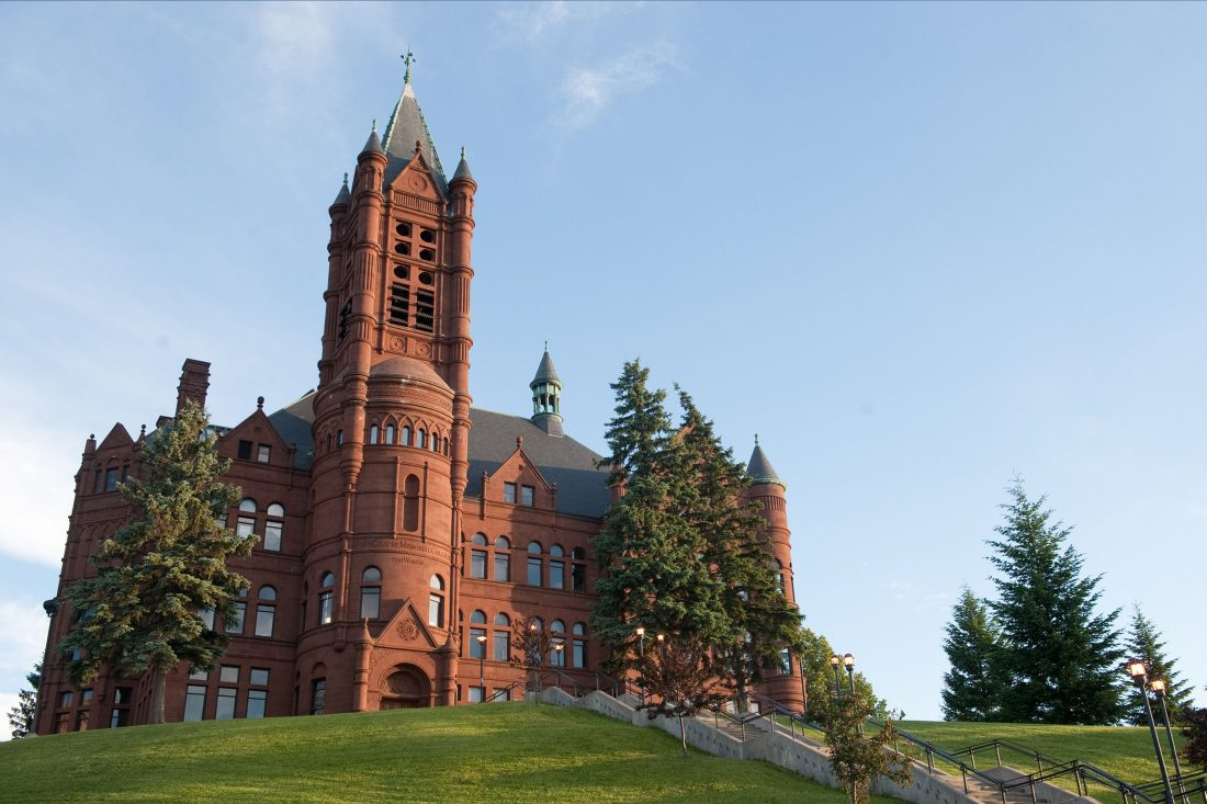 Crouse College.