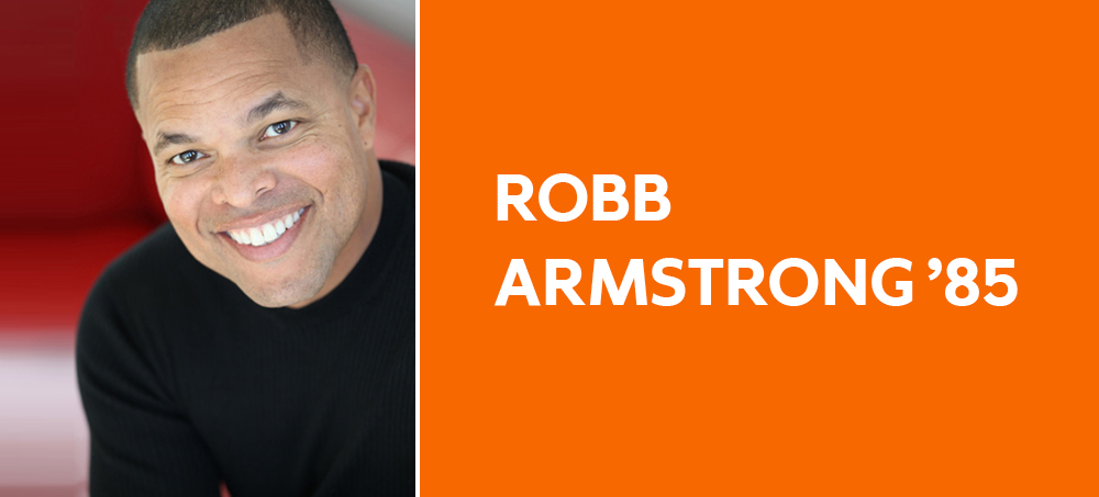 Robb Armstrong '85