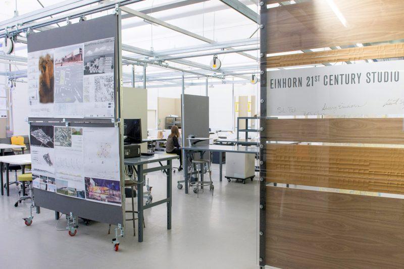 Einhorn 21st Century architecture studio