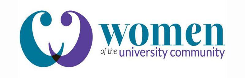 Women of the University Community Logo