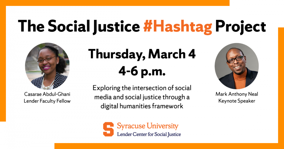Social Justice Hashtag Project