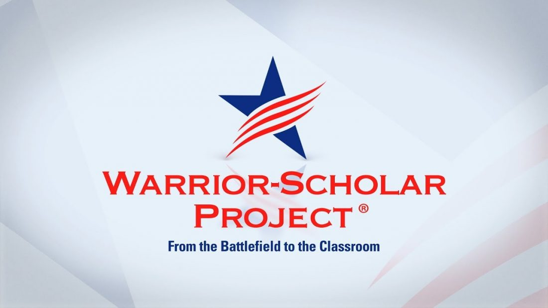 Warrior-Scholar Project Logo.