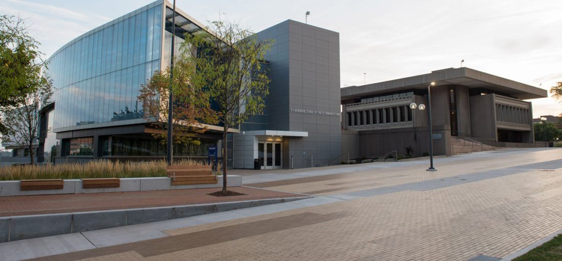 The Newhouse communications complex