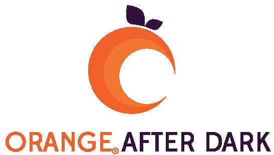 The Orange After Dark logo