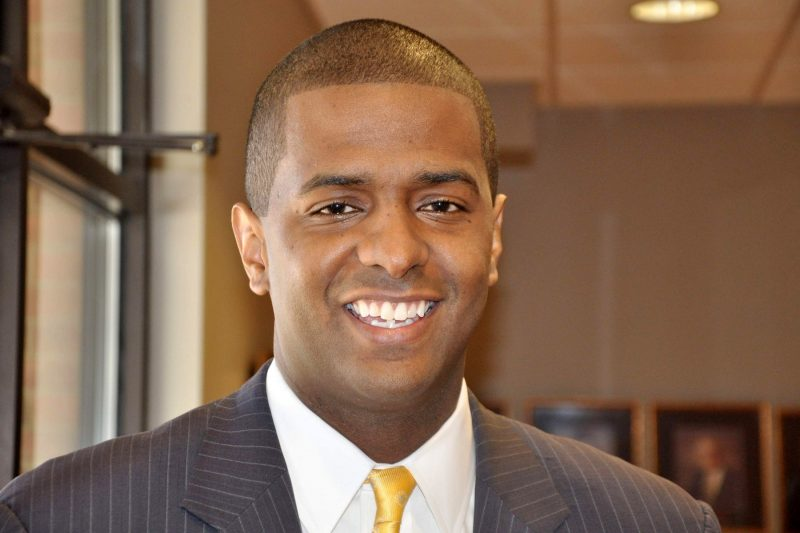 Author, American attorney, political commentator, and politician Bakari Sellers