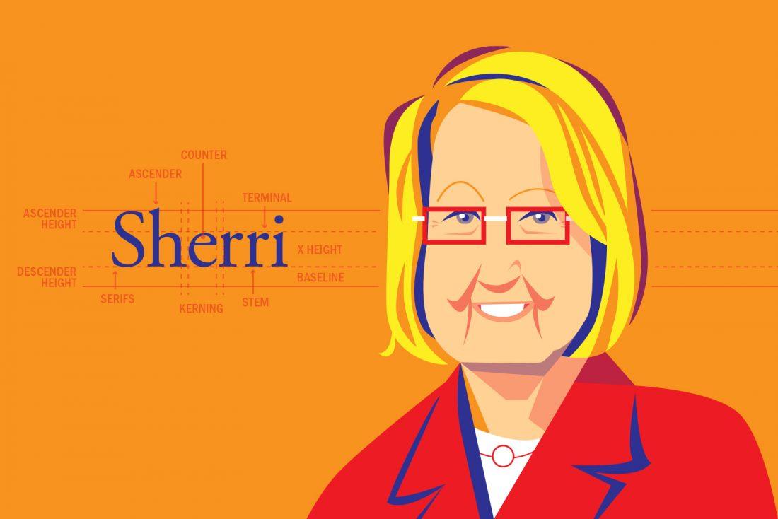 Sherri Taylor illustration